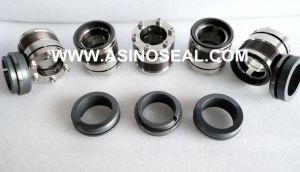 Metal Bellow Mechanical Seal as-Bm80t Replace Burgmann Mflwt80 pictures & photos