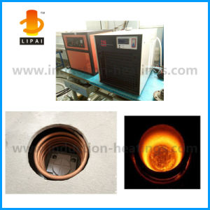 Gold Silver Platinum Precious Metal Melting Induction Furnace pictures & photos