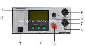 VLF AC Hipot Test Set (GDVLF 0.1Hz) pictures & photos