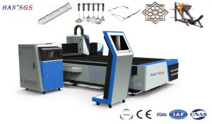 0.5~5mm Stainless Steel Cutter Machine, Metal Laser Cutting Machine in China pictures & photos