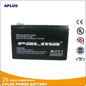 Excellent Performance 12V VRLA Batteries for Electronic Equipment pictures & photos