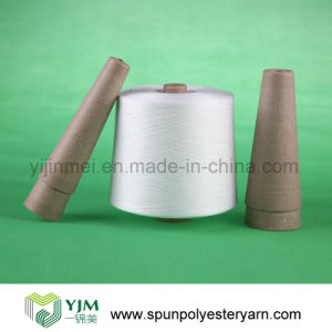 Paper Cone Polyester Sewing Thread pictures & photos