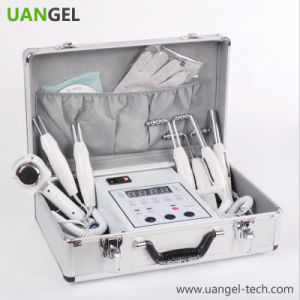 3 in 1 Microcurrent Bio Magic Gloves SPA Equipment pictures & photos