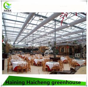 Hot Sale PC Greenhouse as The Ecological Restaurant pictures & photos
