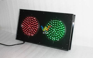 Customized Industrial Park 200mm Red Green Traffic Signal Light pictures & photos