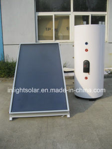 Europe Standard Split Flat Panel Solar Water Heater pictures & photos