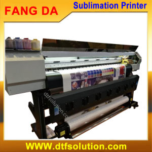 Digital Sublimation Printing Machine for Large Format Fabric Printing pictures & photos