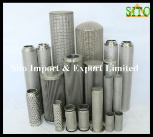 Stainless Steel Filter Wire Mesh Cylinder pictures & photos
