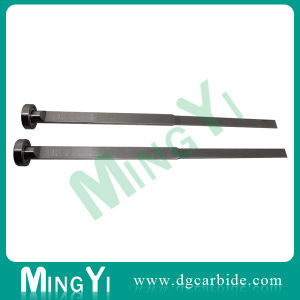CNC Machining Nitrided Rectangular Carbide Stepped Ejector Pin pictures & photos