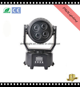 LED Beam Moving Head Lights 4X15W RGBW 4in1 Wonderful for Club, Bar and KTV pictures & photos