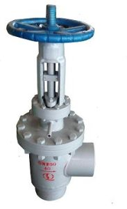 Special Globe Valve for Salt Molten System pictures & photos