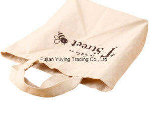 Promotional Organic Cotton Bag with Custom Printing pictures & photos