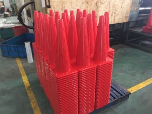 500mm Orange Soccer Agility Training Cones & Markers pictures & photos