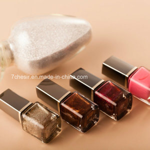 Chesir Diamond Colourful Red Pearl Pigment for Nail Polish Leather (QC7515) pictures & photos