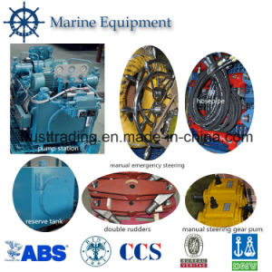 Swing Type Marine Electro Hydraulic Steering Gear pictures & photos