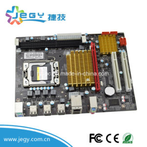 2017 Sales Champion New Arrival China Manufacturer Intel X58 Motherboard with Socket LGA 1366 DDR3 pictures & photos
