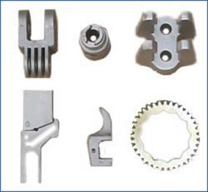 Investment Precision Casting Stainless Steel Machine Machinery Parts Shift Fork and Wheel  pictures & photos