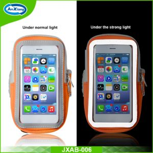 Arm Band Case for iPhone 6s Plus 5.5 Inches Mobile Phone Bag Running Sports Armband Case Holder pictures & photos