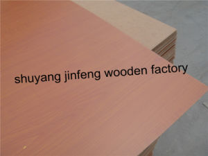 Semi-Hardboards Fibreboard Type 18mm Plain MDF pictures & photos
