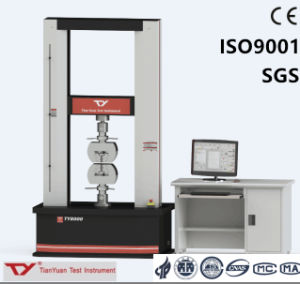 Ty8000 Electronic Universal Testing Machine 300kn Test Equipment (servo motor) pictures & photos