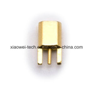 Female PCB Flange MMCX Connector pictures & photos