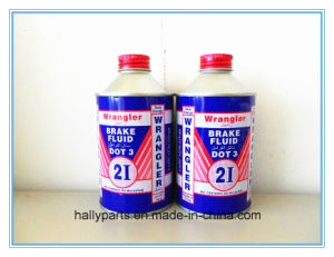 Auto Machine Brake Oil Fluid DOT3 with High Performance