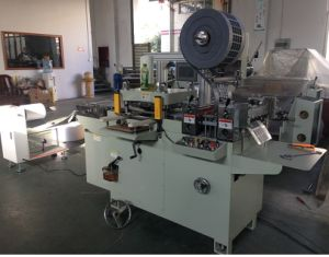 Black Polyimide Film Die Cutting Machine pictures & photos
