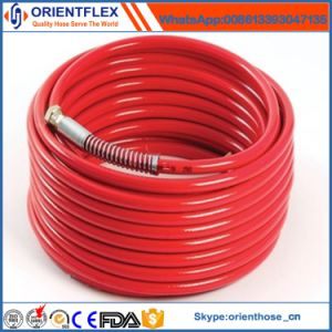 "SAE100 R7 1/4"" High Pressure Hydraulic Spray Hose pictures & photos"