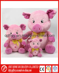 Pink Cute Plush Pig Toy From China Supplier