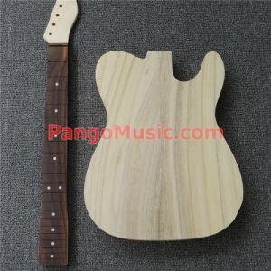 Pango Music Tl Style DIY Electric Guitar Kit / DIY Guitar (PTL-612K) pictures & photos