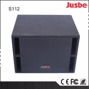 S112 Factory Wholesale Professional 350W 12 Subwoofer Speaker pictures & photos