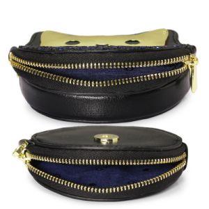 New Designer Fashion Cat Glitter European Style Coin Purse Wristlet Bag pictures & photos