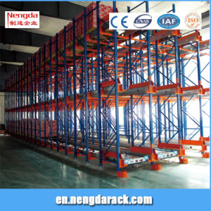 Metal Shelves Steel Storage Shelving Shuttle Rack pictures & photos
