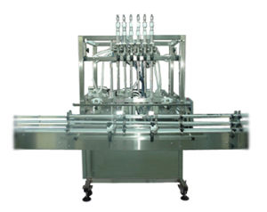 Filling Machine Full Automatic Standard Liquid Water pictures & photos