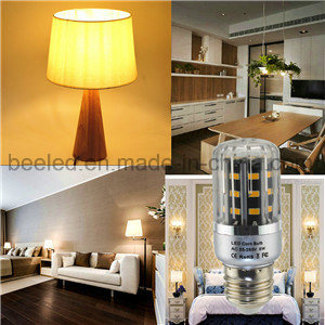 LED Corn Light E26 5W Warm White Silver Color Body LED Bulb Lamp pictures & photos