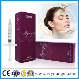 Reyoungel Anti-Wrinkle Injection Medical Sodium Hyaluronate Acid Gel pictures & photos