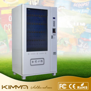 Large Touch Screen Vending Machine Support NFC Payment pictures & photos