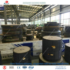 Lead Rubber Rubber for Bridge and Building Base Construction/Lrb From China pictures & photos