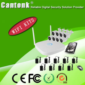 1080P 8CH CCTV WiFi IP Camera NVR Kits pictures & photos
