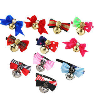 Cute Dog Collars with Bells pictures & photos