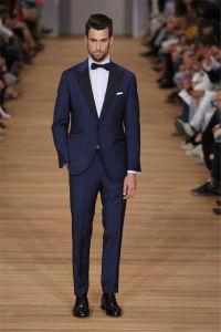 Black Dress Suit for Business Suit Men pictures & photos