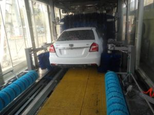 Fully Automatic Tunnel Car Washing Machine System Equipment Steam Machine for Cleaning Manufacturer Factory Fast Cleaning pictures & photos