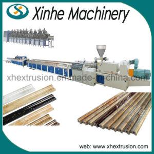PVC Imitation /Artificial Marble Profile Extrusion Production Line