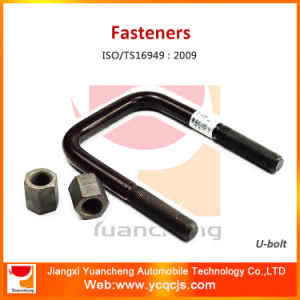 M36 Leaf Spring Fastener U Bolt and Nuts pictures & photos
