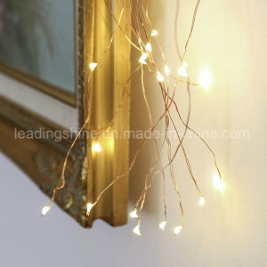UL Adaptor Operated Multi Strands 300 LED Fairy String Lights Wedding Outdoor Festival Holiday pictures & photos