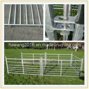 Galvanized Lamb Hurdle / Fencing Panel with Loops pictures & photos