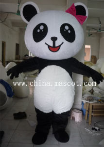 Miss Panda Cosplay Costume - Can Be Customized