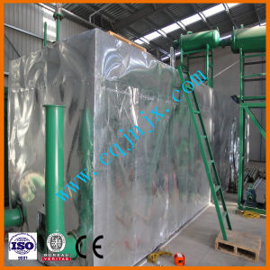 New Invention Waste Motor Oil Distillation Machine for Black Oil Recycling pictures & photos