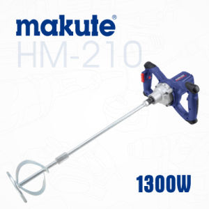 Makute Power Tools of Paint Mixer (HM-210) pictures & photos