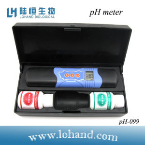 Water Proof pH Meter with Replaceable pH Electrode/Compound Orp Electrode (pH-099) pictures & photos
